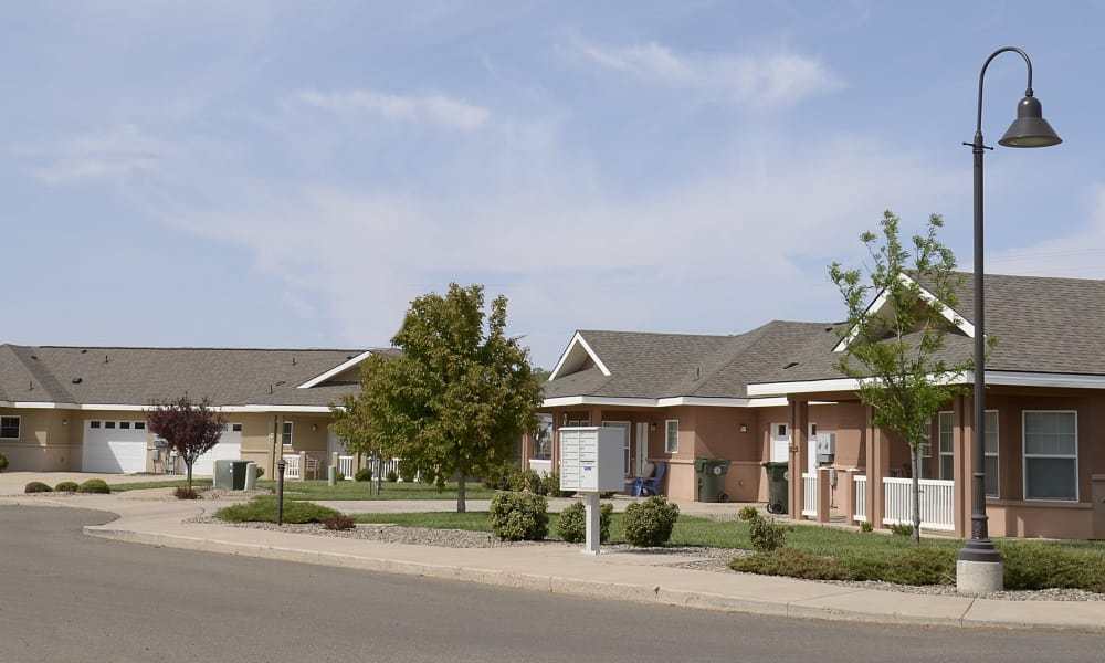 Homes at Wheatfields Senior Living Community in Clovis, New Mexico