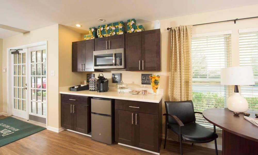 Enjoy  with a Kitchen at Park Villas Apartments