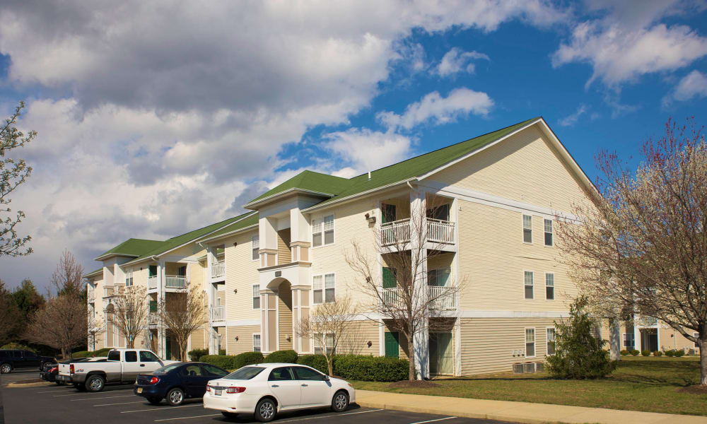 Apartments for rent at Park Villas Apartments in Lexington Park, Maryland