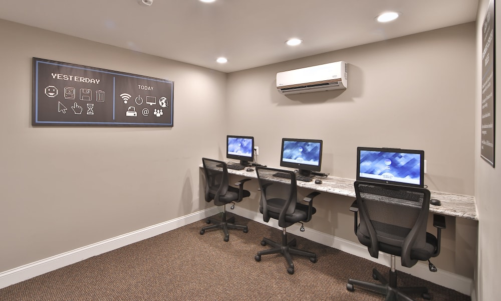 Our Apartments in Glen Burnie, Maryland offer a Business Center