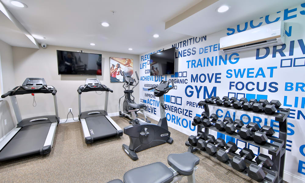 Our Apartments in Glen Burnie, Maryland offer a Gym