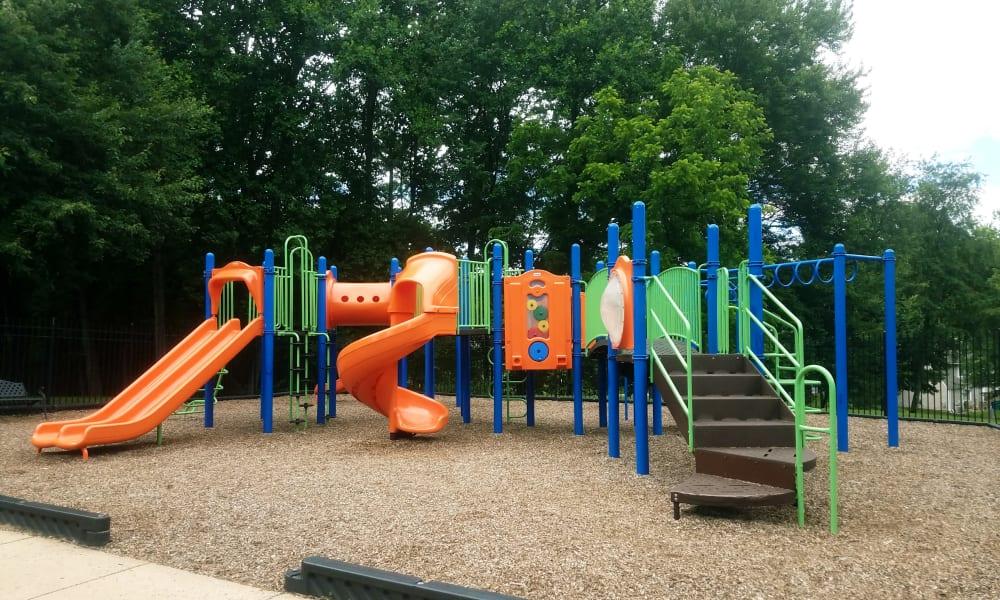 Stewartown Homes offers a playground area in Gaithersburg, Maryland