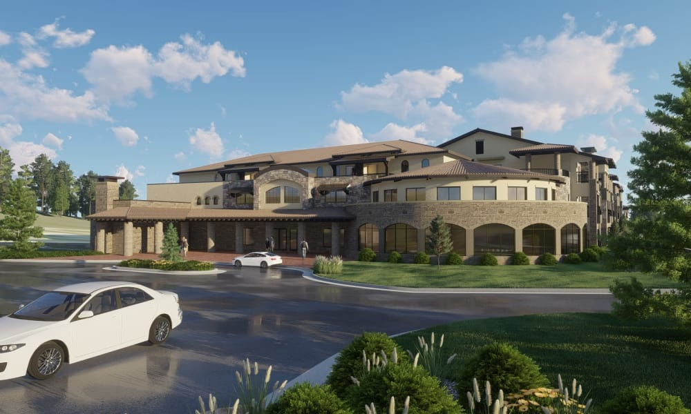 Rendering of Overland Property Group in Leawood, KS