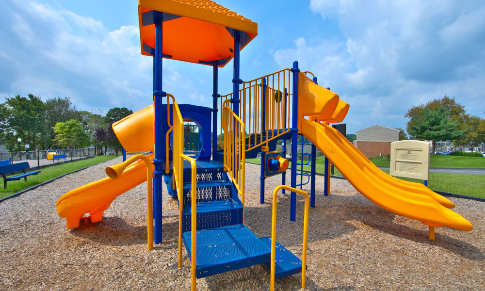 Our Apartments in Baltimore, Maryland offer a Playground