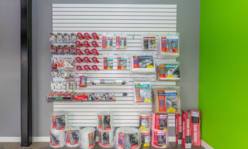 Merchandise and  at AAA Self Storage at Eastchester Dr in High Point, NC
