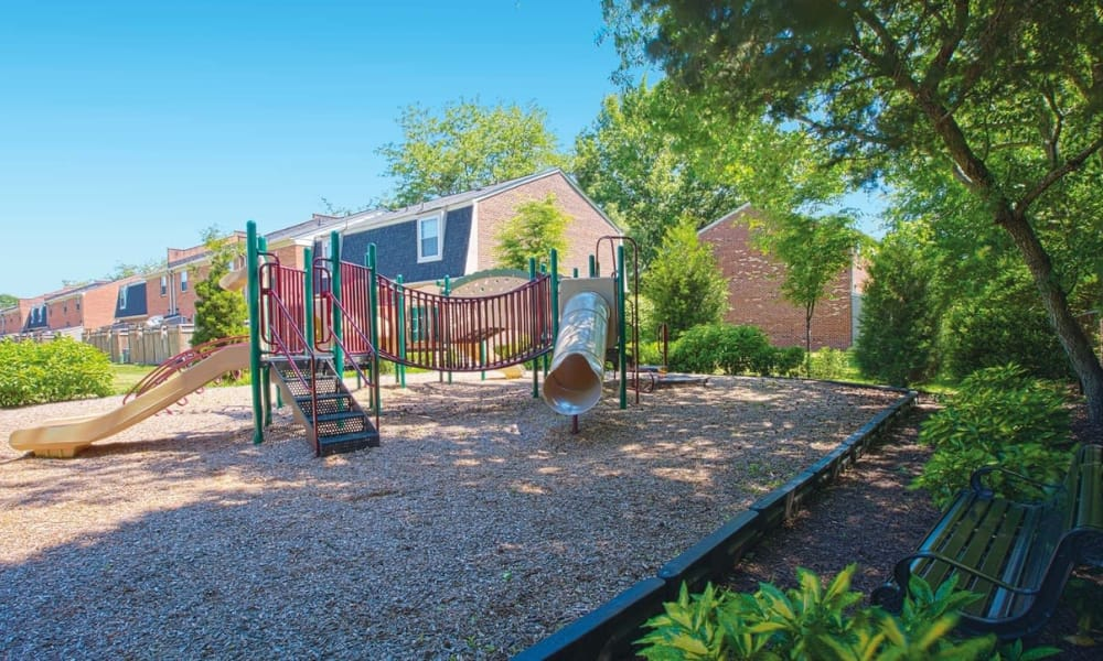 Playground at Maple Bay Townhomes in Virginia Beach, Virginia
