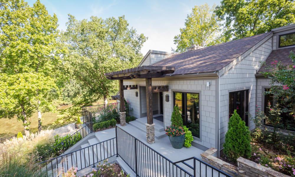 Community building at Stone Ridge at Vinings in Atlanta, Georgia