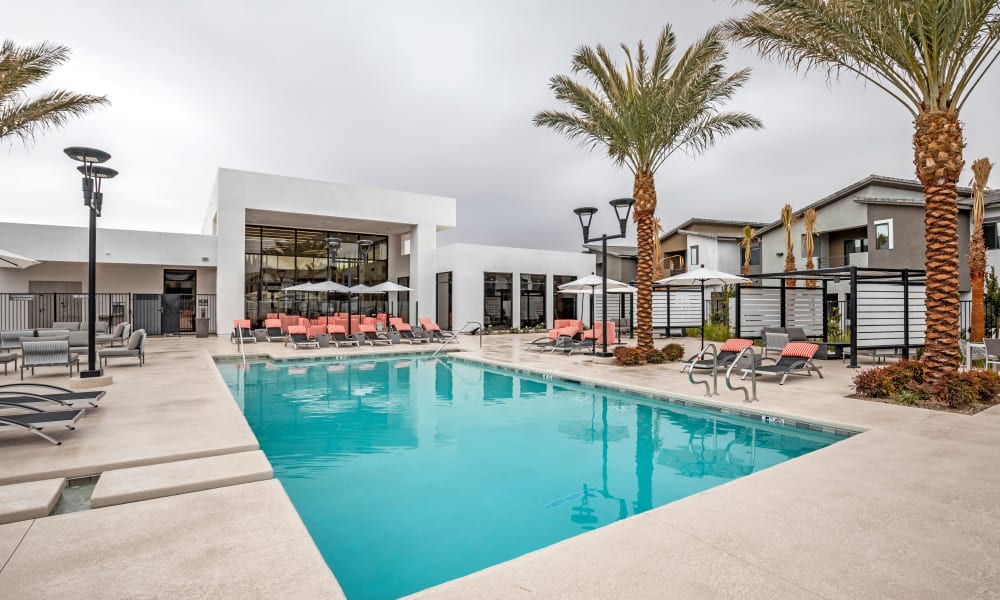Enjoy Apartments with a Swimming Pool at Trend! in Las Vegas, Nevada