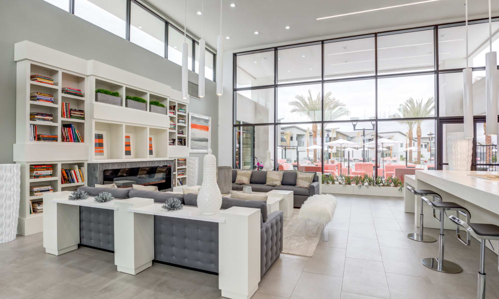 Our Apartments in Las Vegas, Nevada offer a Modern Clubhouse