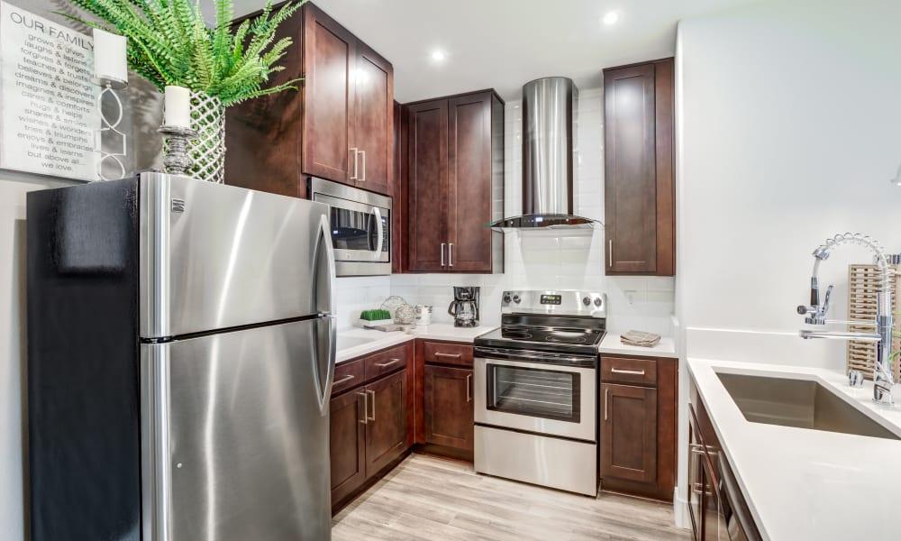 Modern Kitchen at Trend! in Las Vegas, Nevada