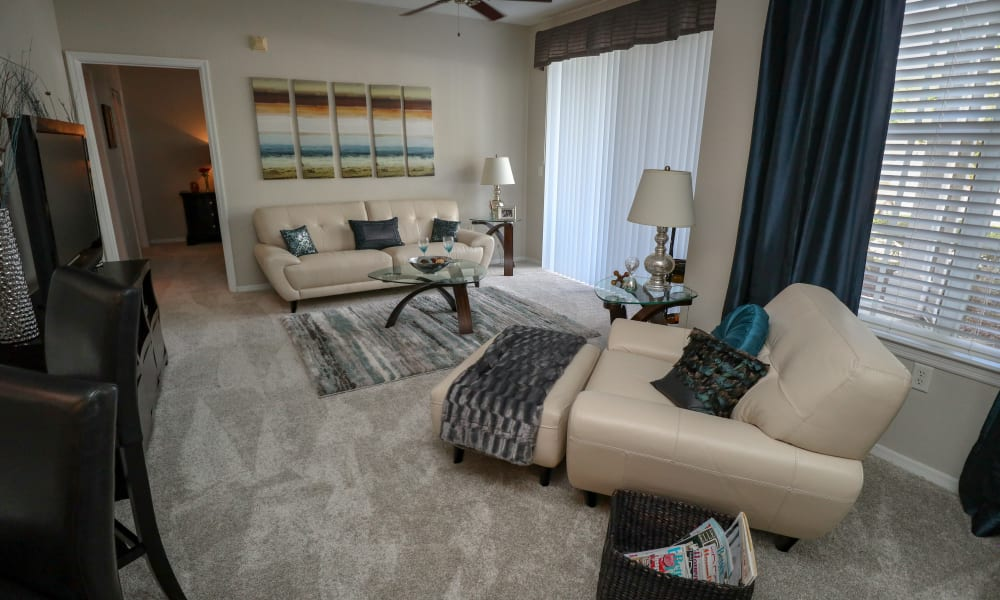 Large Living Room at Palms at Wyndtree
