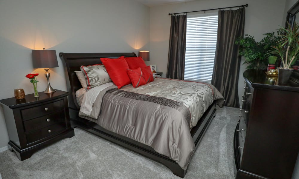 Master Bedroom at Palms at Wyndtree