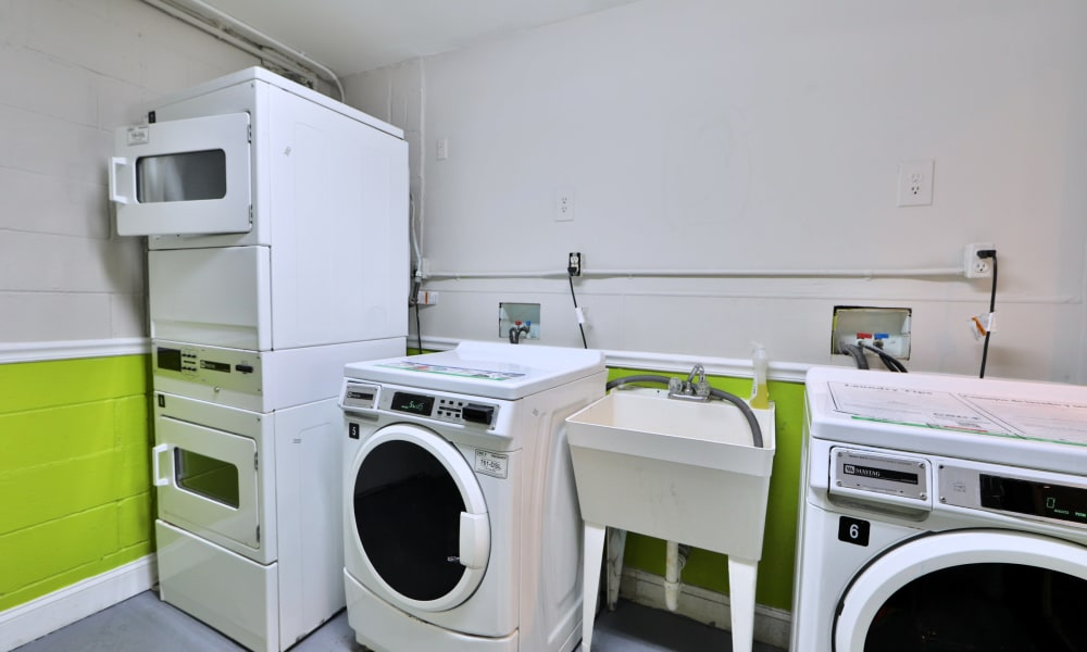 Our Apartments in Glen Burnie, Maryland offer a Laundry Facility