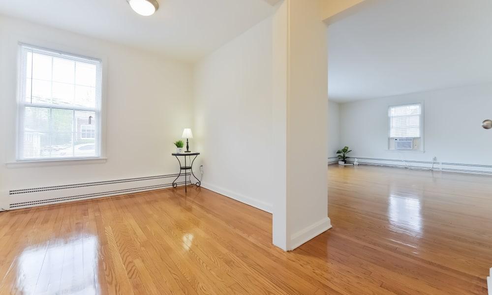 Living Room at Short Hills Village Apartment Homes in Short Hills, NJ