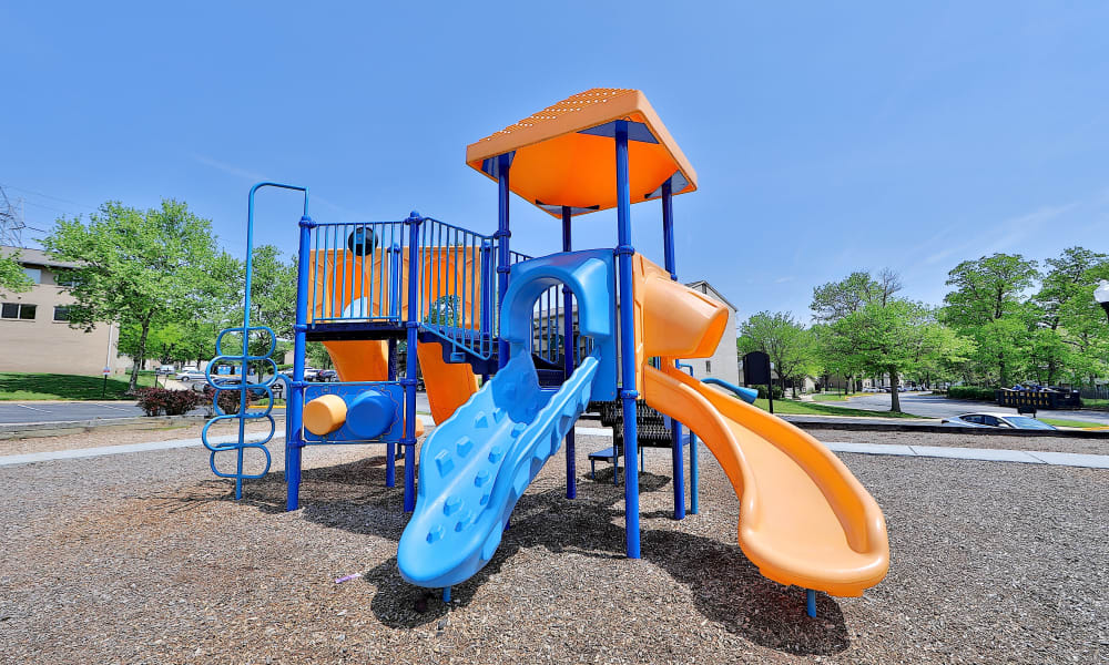Playground at Villages at Montpelier Apartment Homes in Laurel, Maryland
