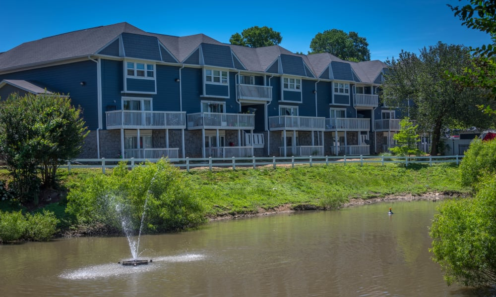 Main view of Mallards Landing Apartment Homes in Nashville, Tennessee