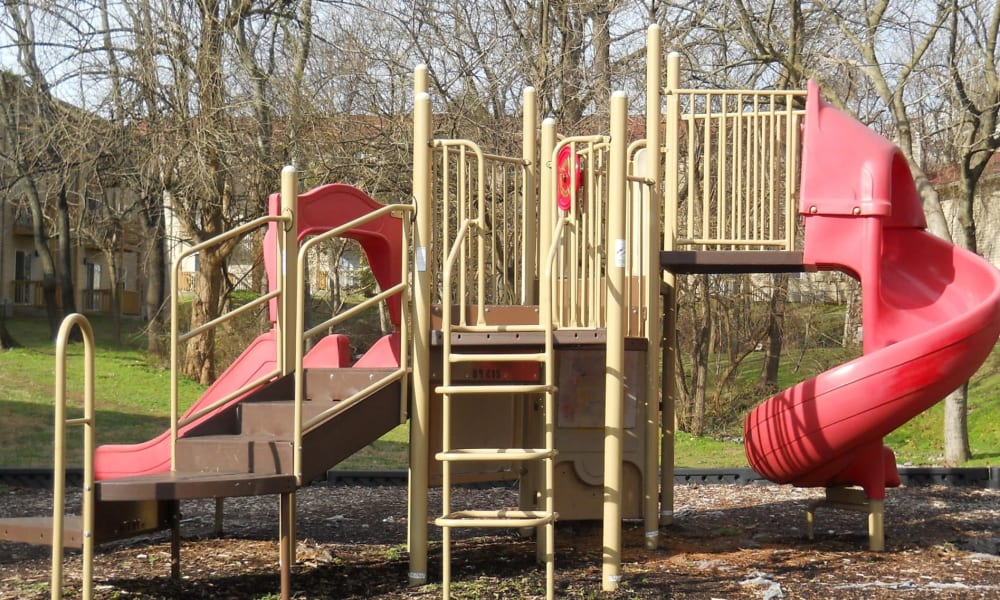 Kids playground at The Residences at Stonebrook in Nashville, Tennessee