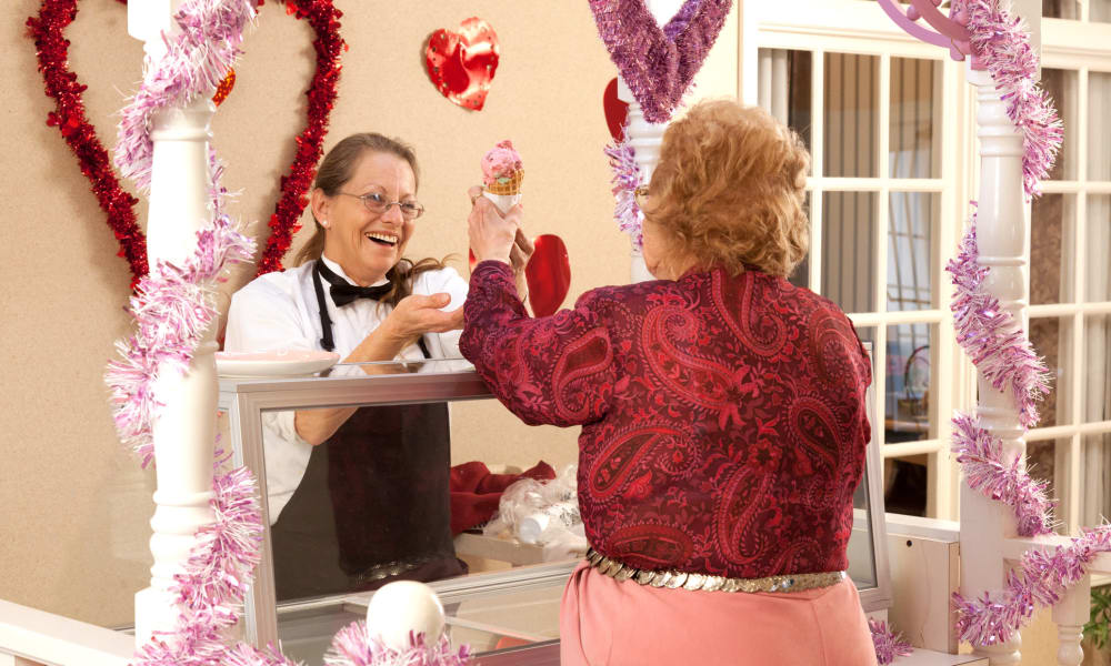 Valentines day event at Carriage Inn Conroe in Conroe, Texas