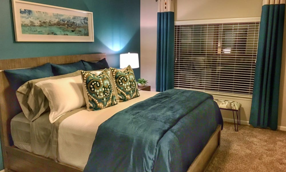 Bedroom Area at Cahaba Grandview in Birmingham, Alabama