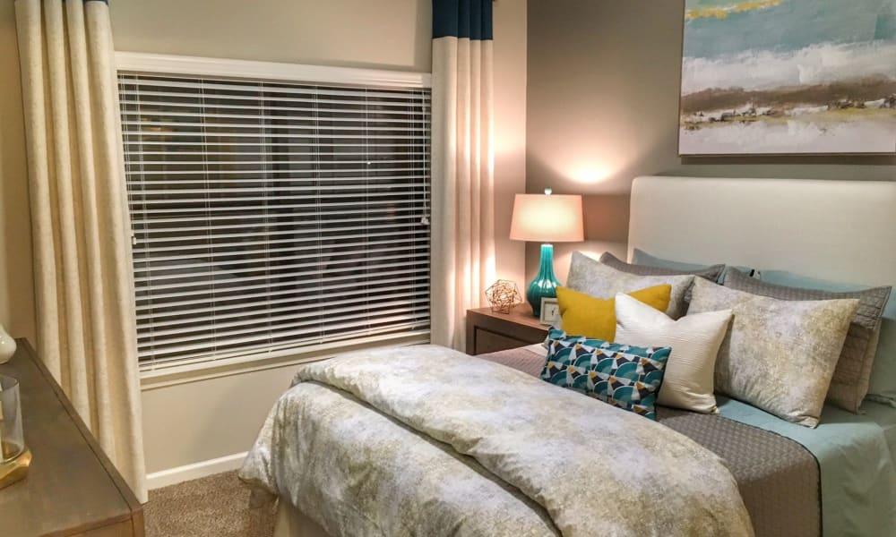 Bedroom at Cahaba Grandview in Birmingham, Alabama