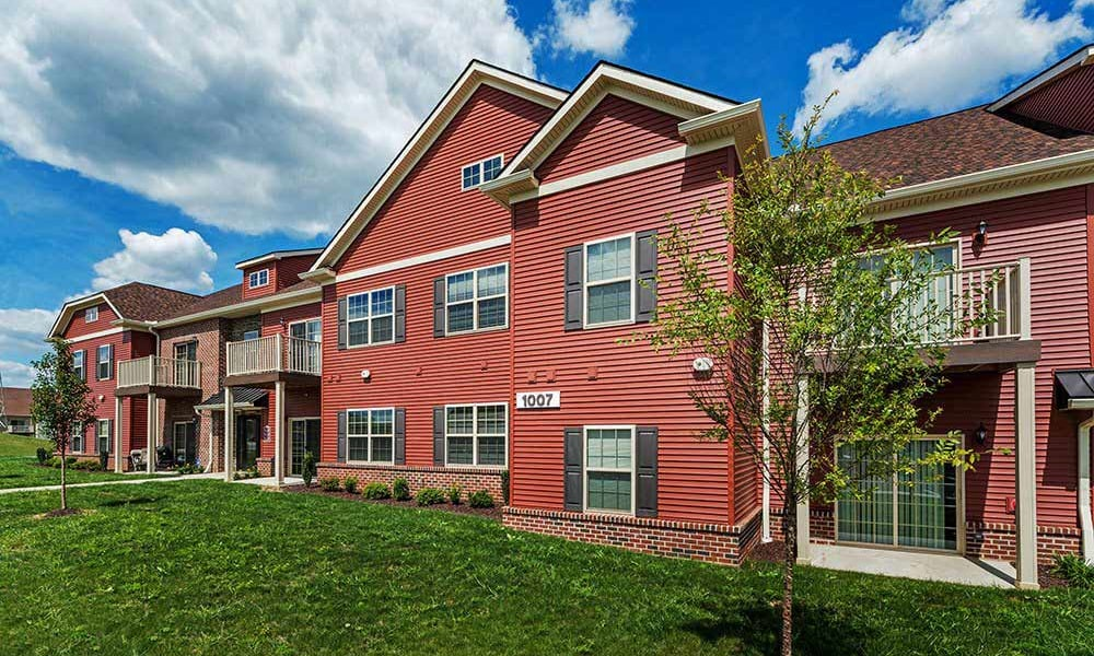 Exterior of Reserve at Southpointe in Canonsburg, Pennsylvania