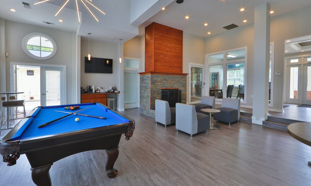 Enjoy Apartments with a Clubhouse at Chase Lea Apartment Homes