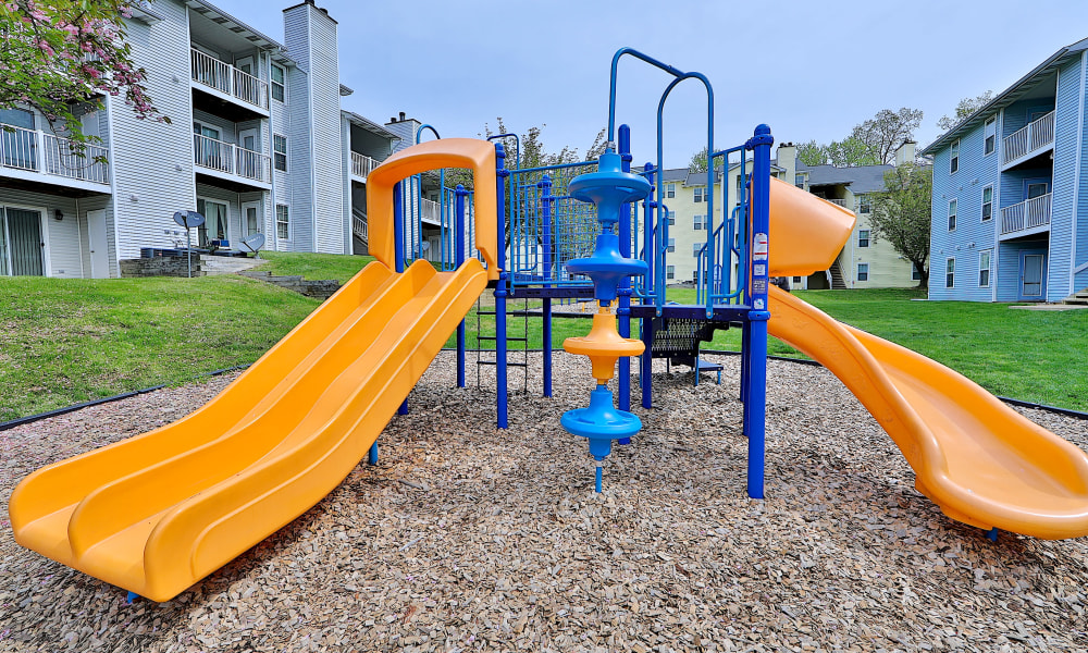Our Apartments in Owings Mills, Maryland offer a Playground