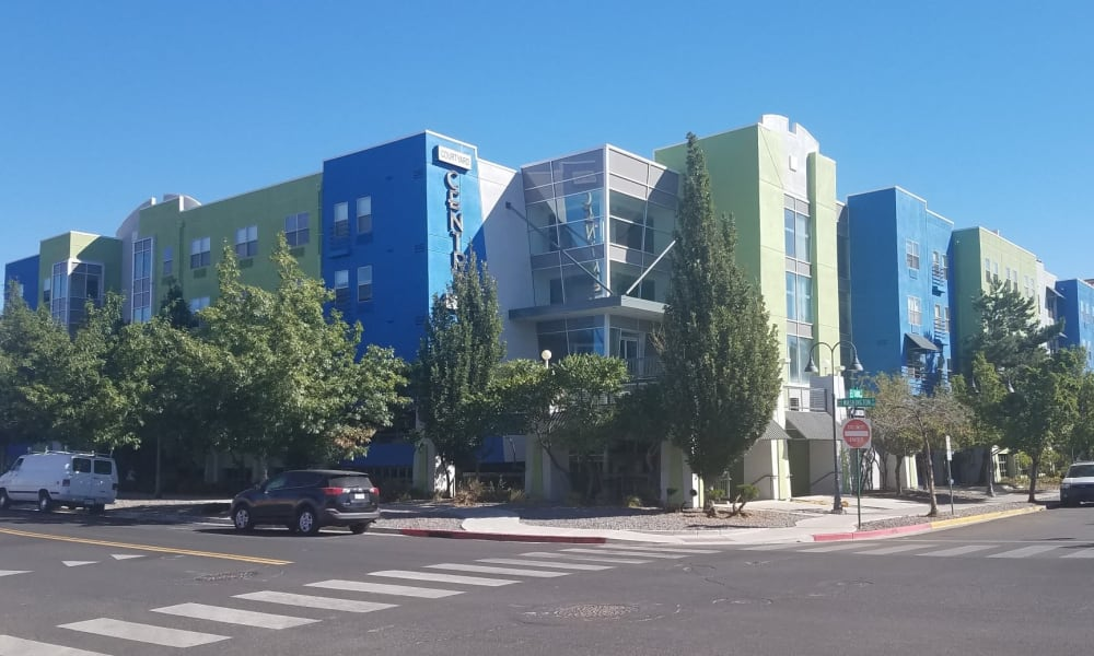 Courtyard Centre Apartments conveniently located in Reno, Nevada
