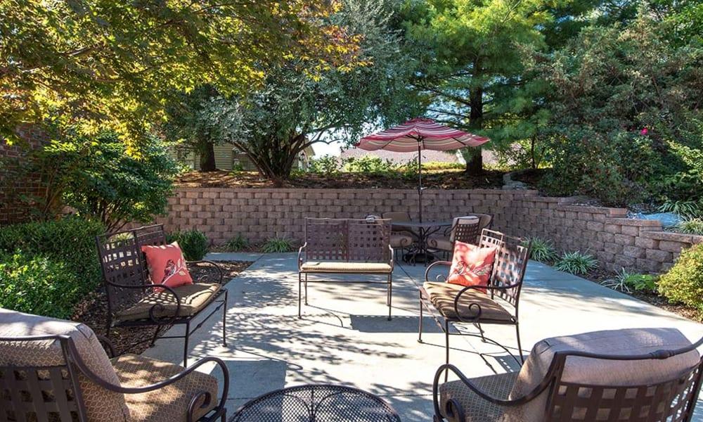 Courtyard at Auburn Creek Senior Living