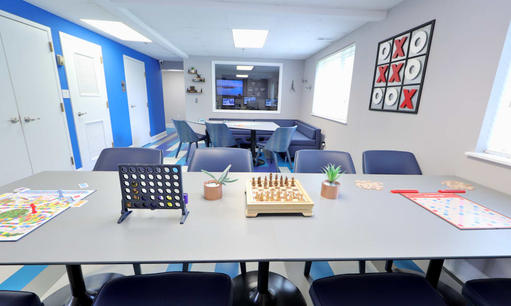 Our Apartments in Laurel, Maryland offer a Game Room