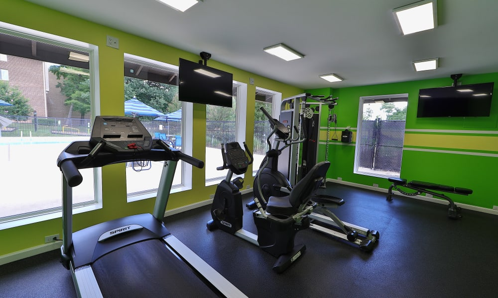 Our Apartments in Silver Spring, MD offer a Gym