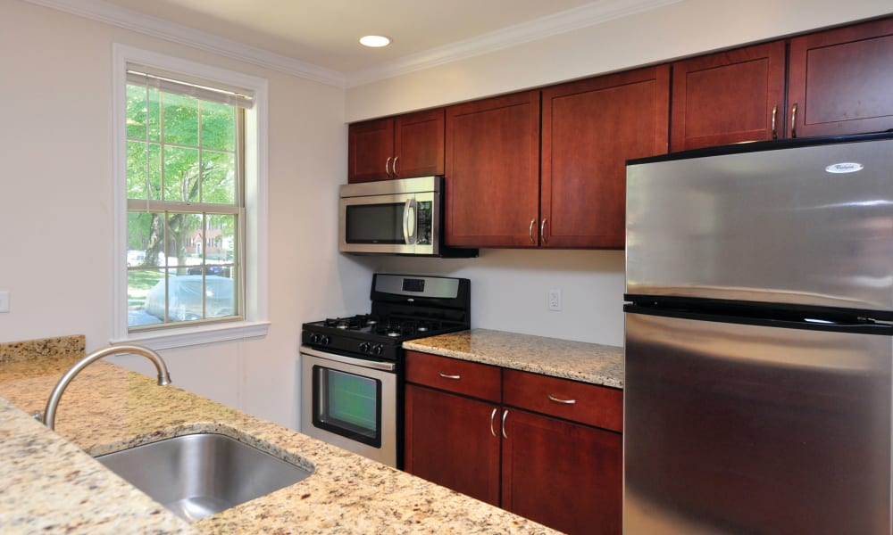 Our Apartments in Bryn Mawr, Pennsylvania offer a Kitchen