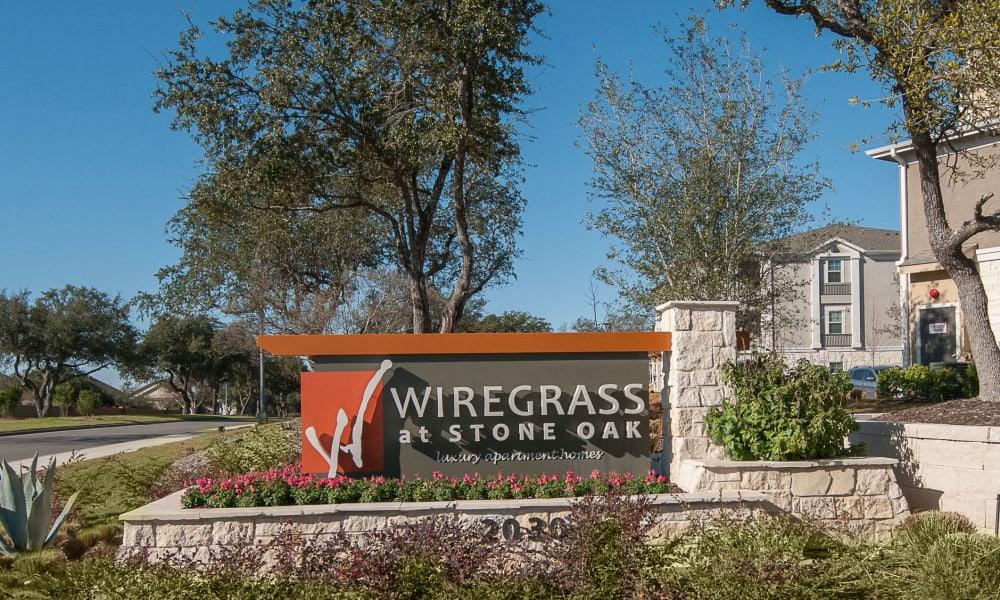 Wiregrass at Stone Oak Apartments |  San Antonio, TX