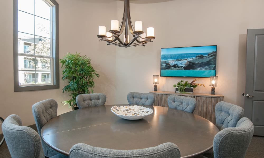 Conference Room |  Wiregrass at Stone Oak