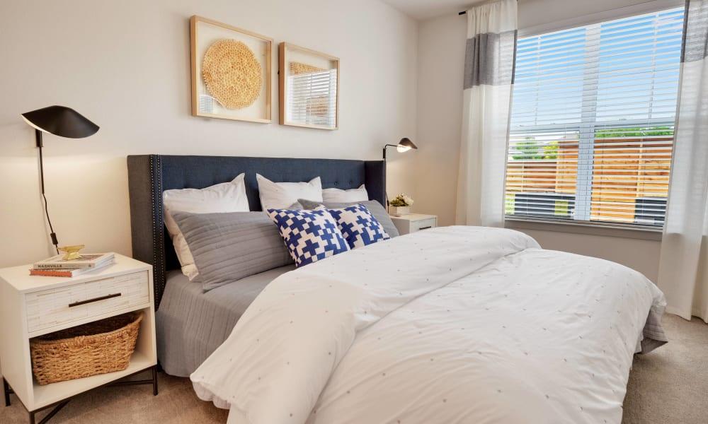 Bedroom at Alta Tech Ridge in Austin, Texas