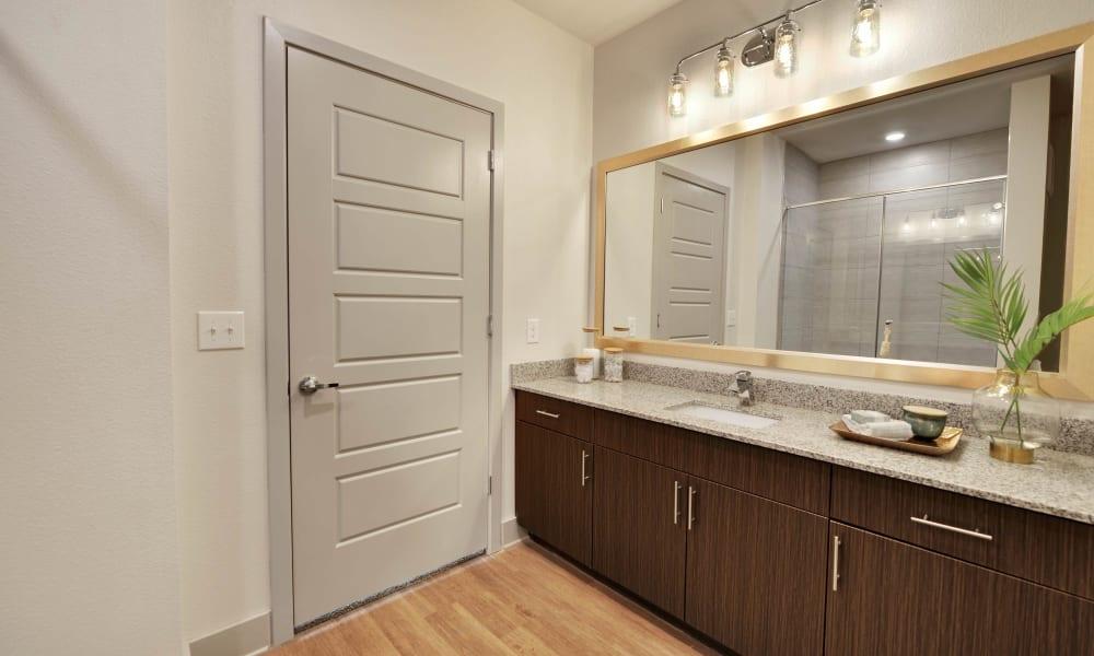 Bathroom at Alta Tech Ridge in Austin, Texas