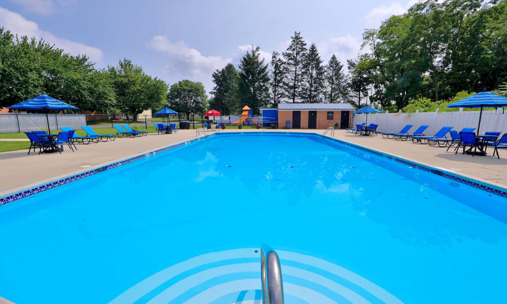 Camp Hill Apartment Homes offers a Swimming Pool in Camp Hill, Pennsylvania