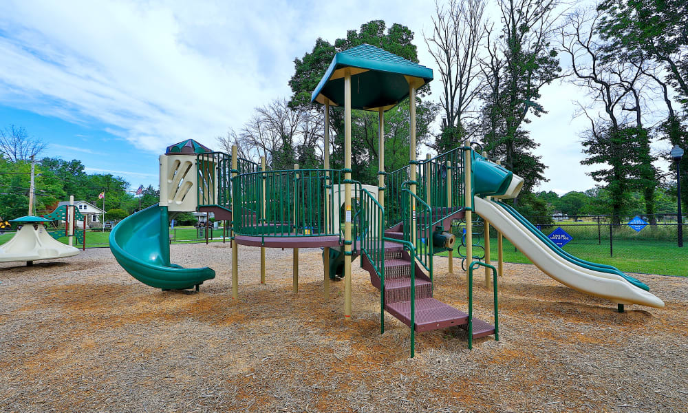 Enjoy Townhomes with a Playground at Gwynnbrook Townhomes