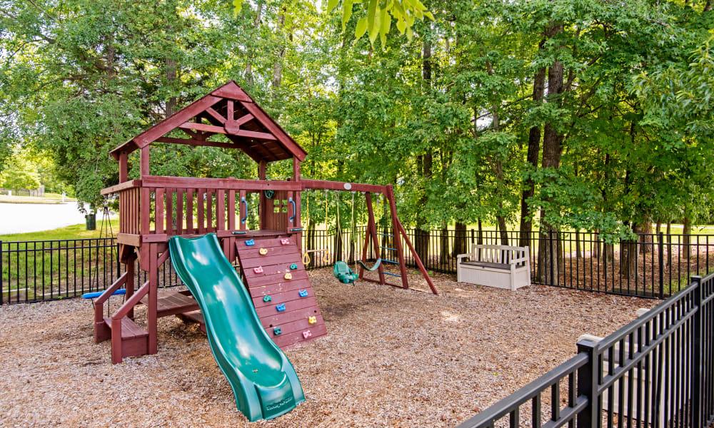 Playground at The Flats @ 55 Twelve in Durham, North Carolina
