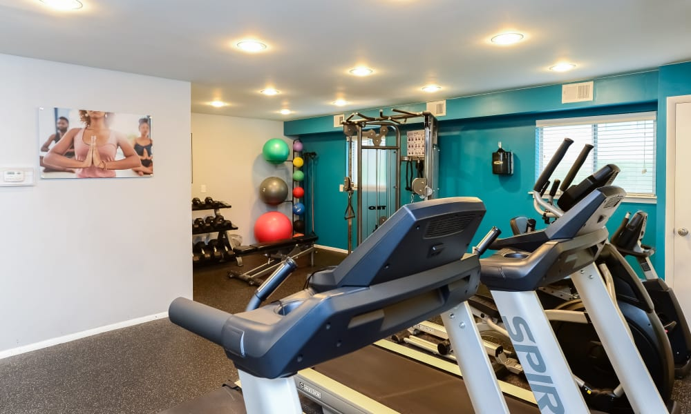 Forge Gate Apartment Homes offers Apartments with a Gym in Lansdale, PA