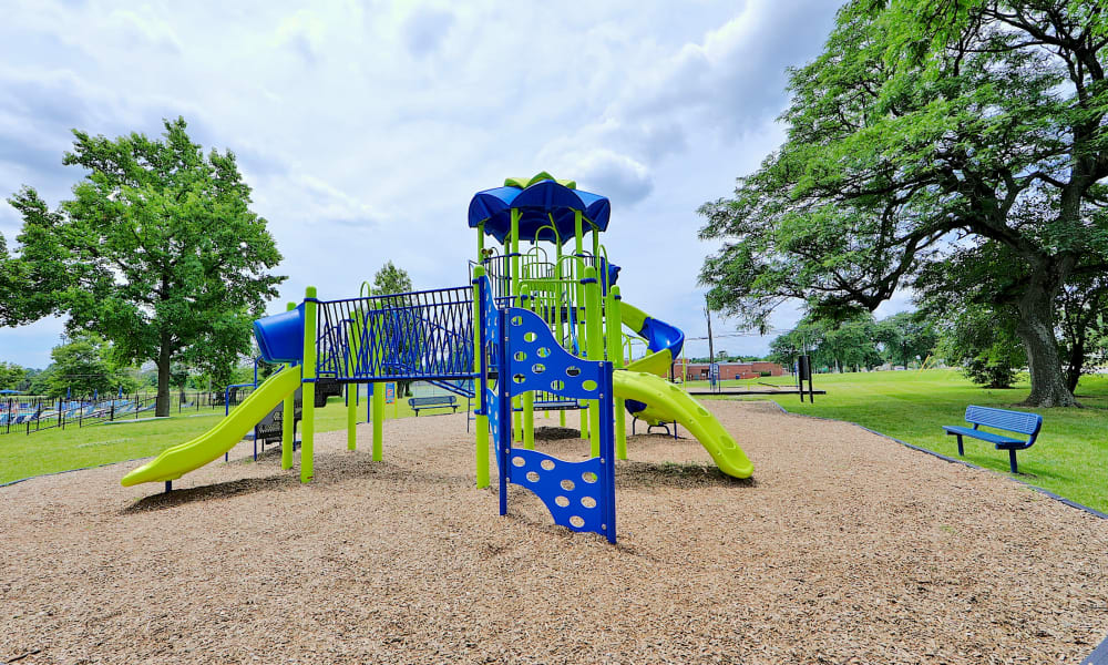 Enjoy Apartments with a Playground at Charlesmont Apartment Homes