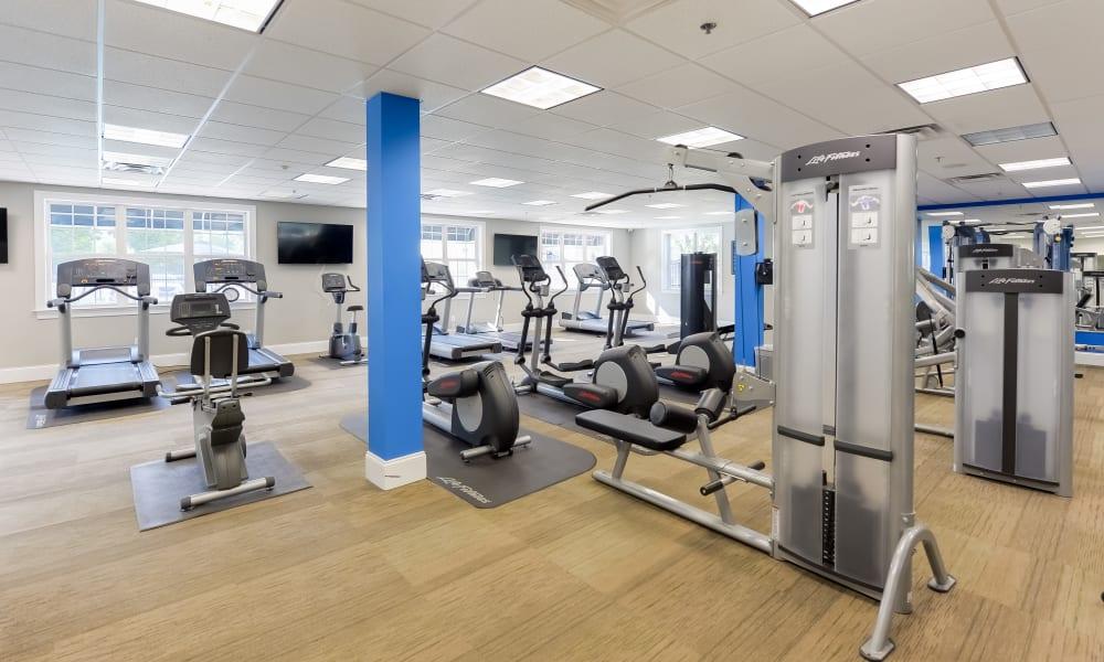 Fitness Center at Stonegate at Devon Apartments in Devon, Pennsylvania