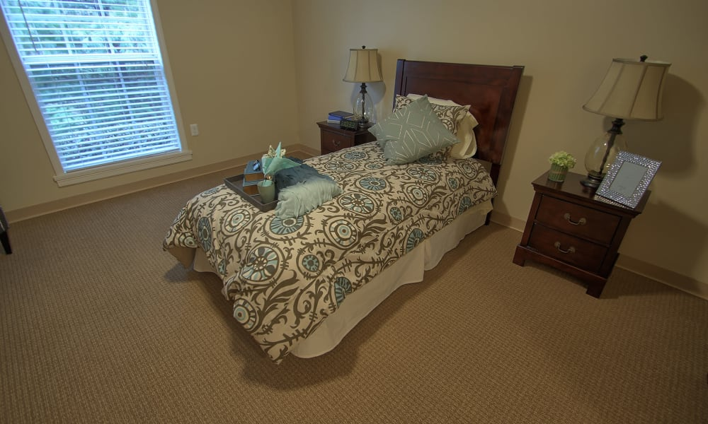 Independent living space at Chandler Place Assisted Living & Memory Care in Rock Hill, South Carolina