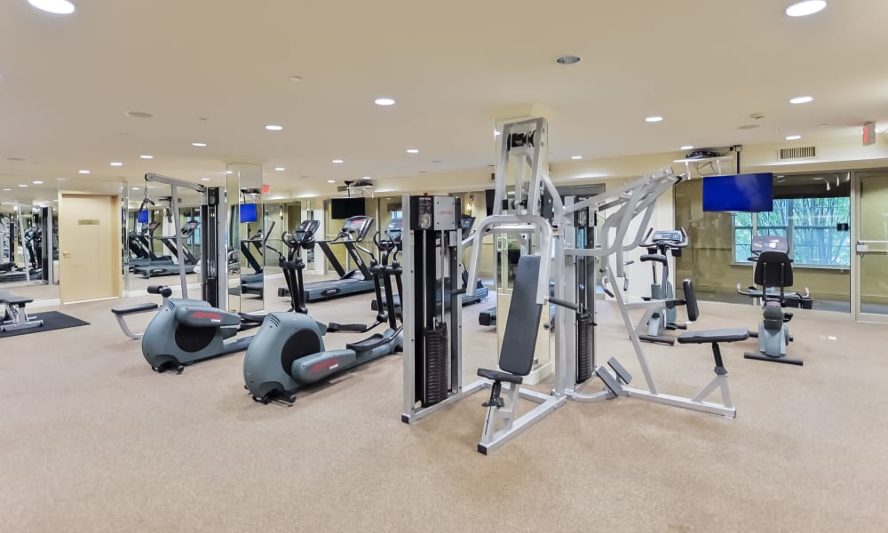 Our Apartments in Franklin Lakes, New Jersey offer a Gym