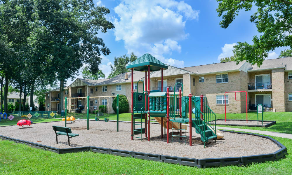 Our Apartments in Moorestown, New Jersey offer a Playground