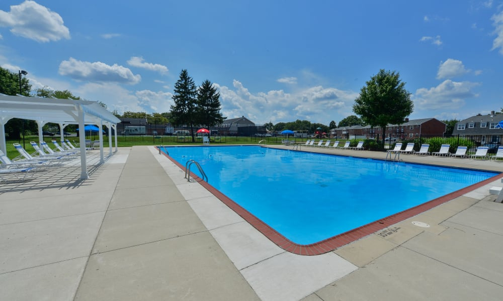 Our Apartments in Maple Shade, New Jersey offer a Swimming Pool