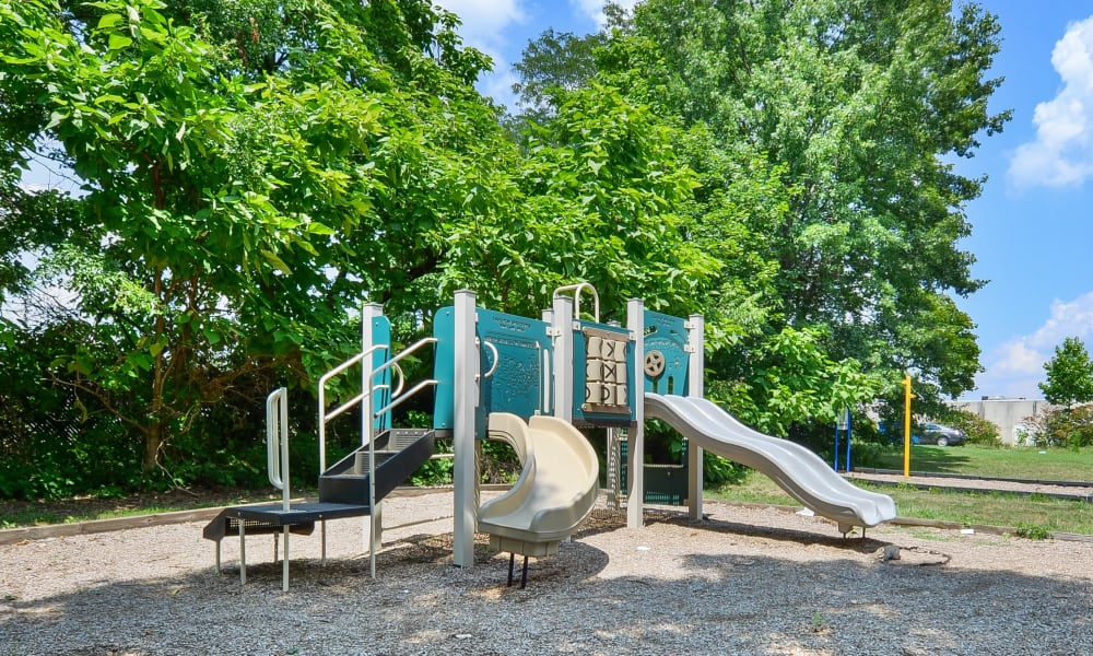 Enjoy Apartments with a Playground at Brookside Manor Apartments & Townhomes