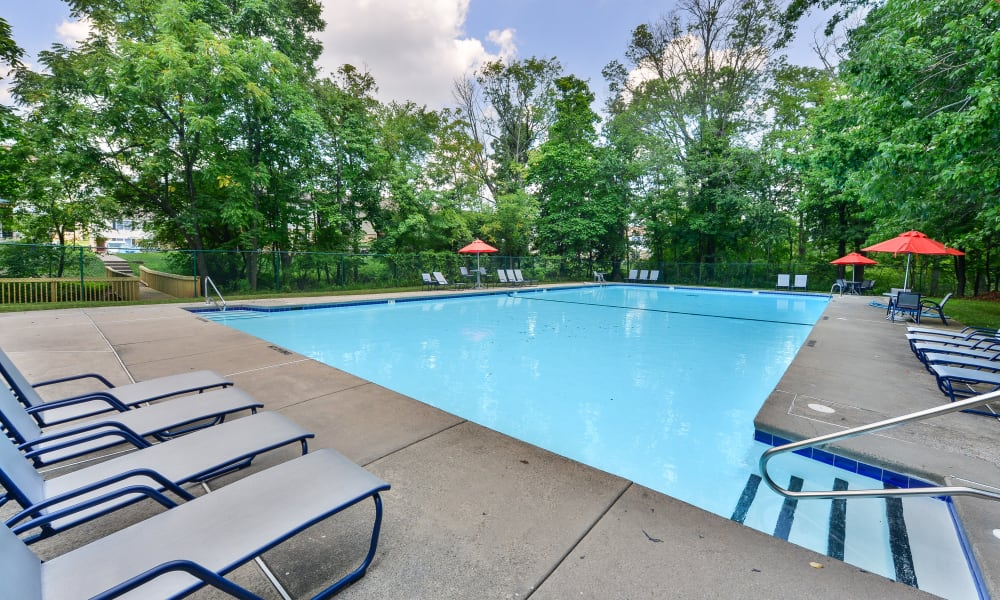Our Apartments in Lansdale, Pennsylvania offer a Swimming Pool
