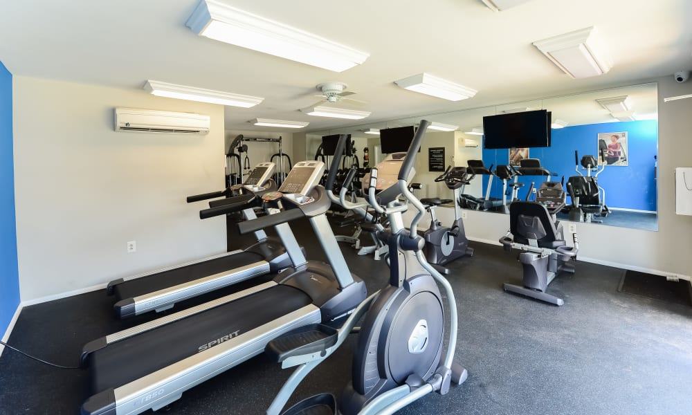 Our Apartments in Lansdale, Pennsylvania offer a Gym