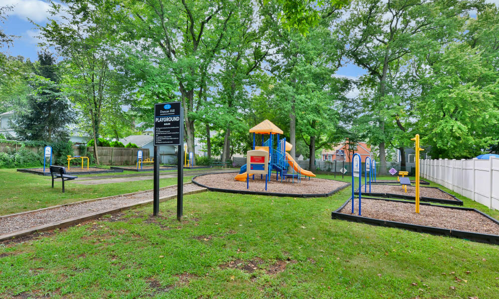 Playground at Duncan Hill Apartments & Townhomes in Westfield, New Jersey